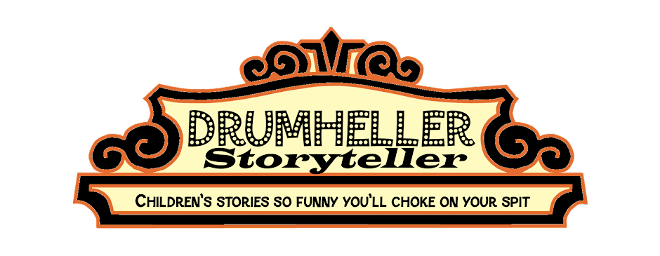 Drumheller Storyteller, children's stories