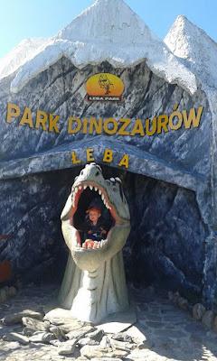Łeba - Świat Dinozaurów i Zabawy