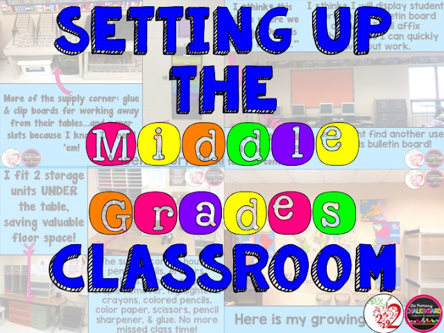 Classroom Ideas Grade 6 ~ First things