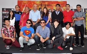 Drama Evolusi KL Drift  Telah Di Adaptasi KePada Drama Bersiri 26 Episod Yang Bakal Ditayangkan Di TV2