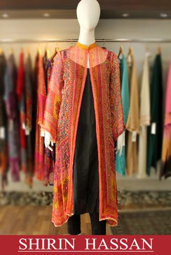 Shirin Hassan Midsummer Collection 2014