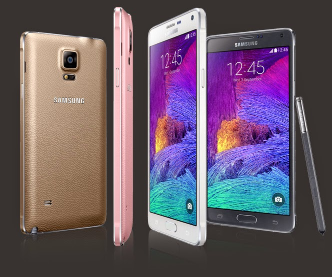 Samsung Galaxy Note 4 (2014) Review Full