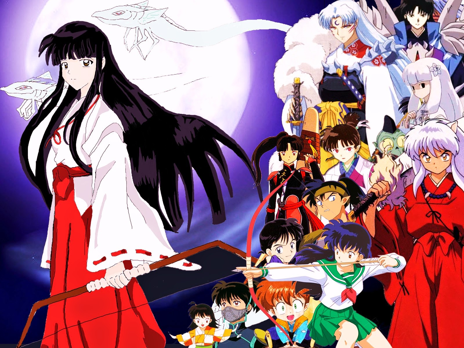 Download anime inuyasha full episode subtitle indonesia