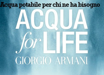 acqua for life acqua potabile
