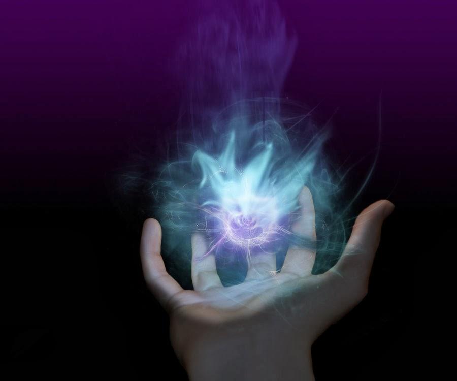 Почувствайте вибриращата енергия в телата си