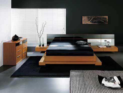 Hogares frescos 14 dormitorios minimalistas y frescos for Diseno habitaciones