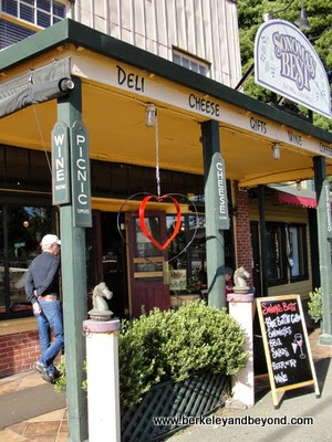 Sonoma's Best Market Cafe in Sonoma, California