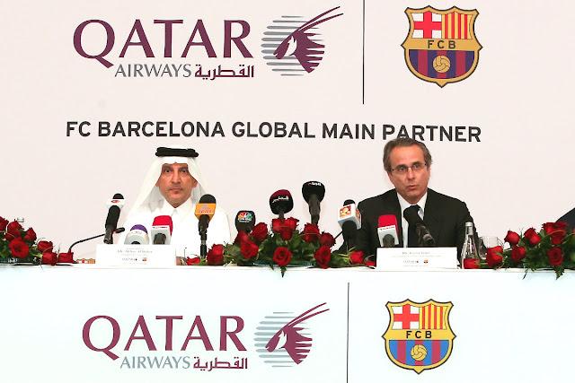 Bartomeu y Faus vuelven de Qatar con 65 millones bajo el brazo