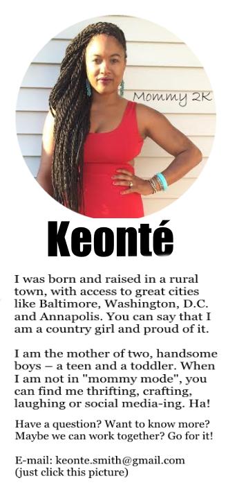 Hi, I'm Keonté!