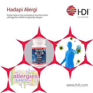 Hadapi Alergi