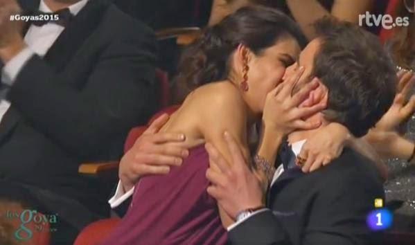 Dani Rovira, Goya Mejor Actor Revelación