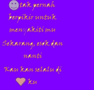 SMS Romantis Untuk Kekasih