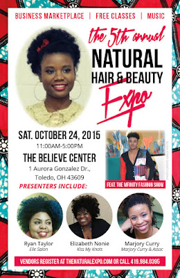 Toledo natural hair expo