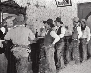 Awakenings Saloons Of The Old West