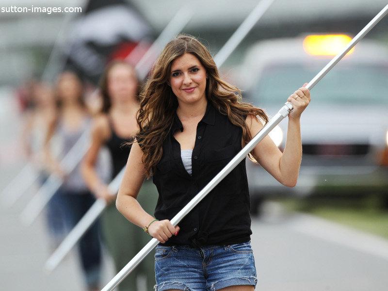 monaco gp girls. monaco gp 2011 grid girls. Photos - 2011 Canadian GP Grid Girls - Pit Babes