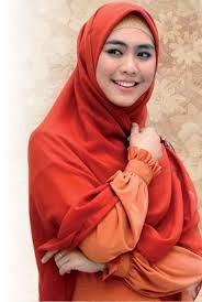 bahan hijab yang nyaman dipakai
