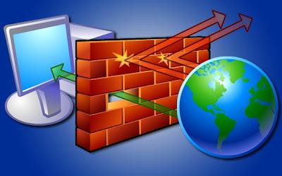 Cara Block Program Melalui Firewall