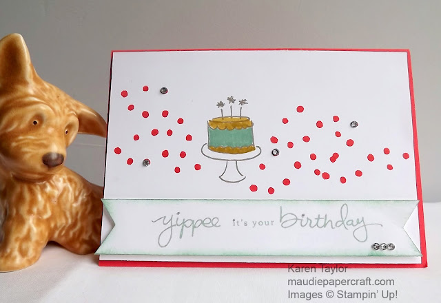 Stampin' Up! Endless Birthday Wishes