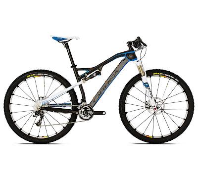 2013 Orbea OCCAM 29er S30 Bike