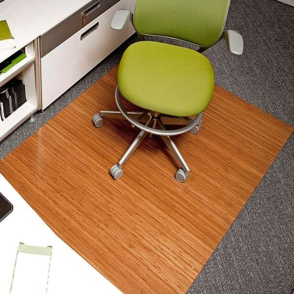 Bamboo Office Mat3