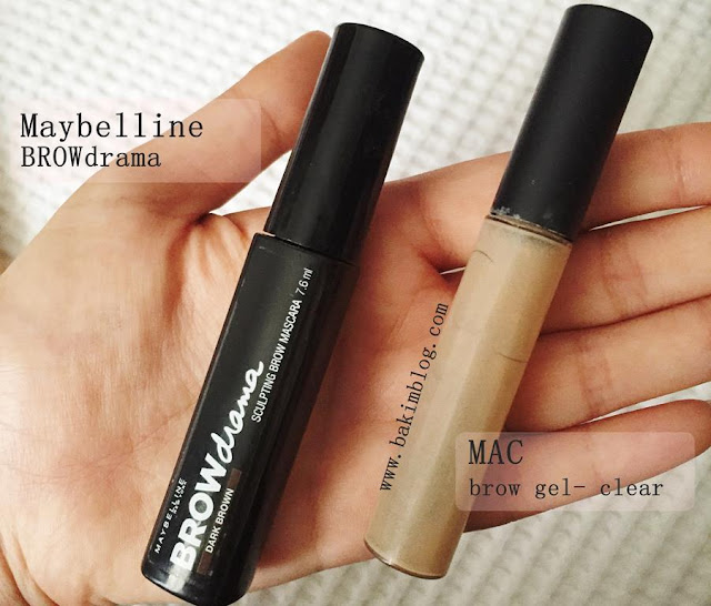 maybelline brow drama vs maybelline brow satin