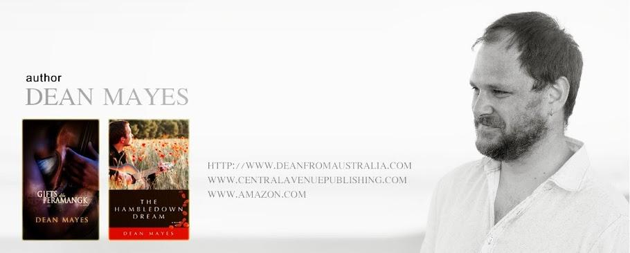 Dean from Australia