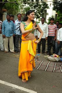 Hari Priya  Picture Shoot in Saree 016.jpg