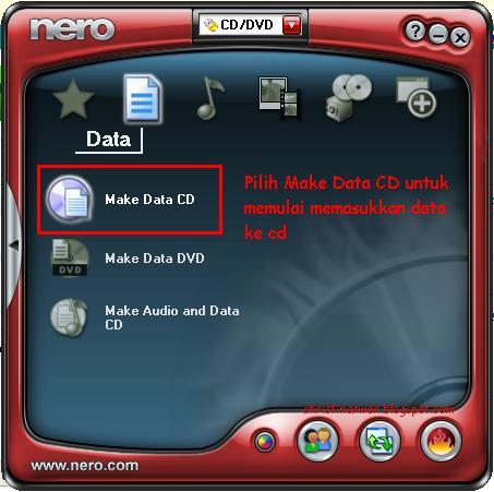 Tutorial Cara Burning Cd Atau Dvd Dengan Nero Lkp Prima Bina Insani Profesional