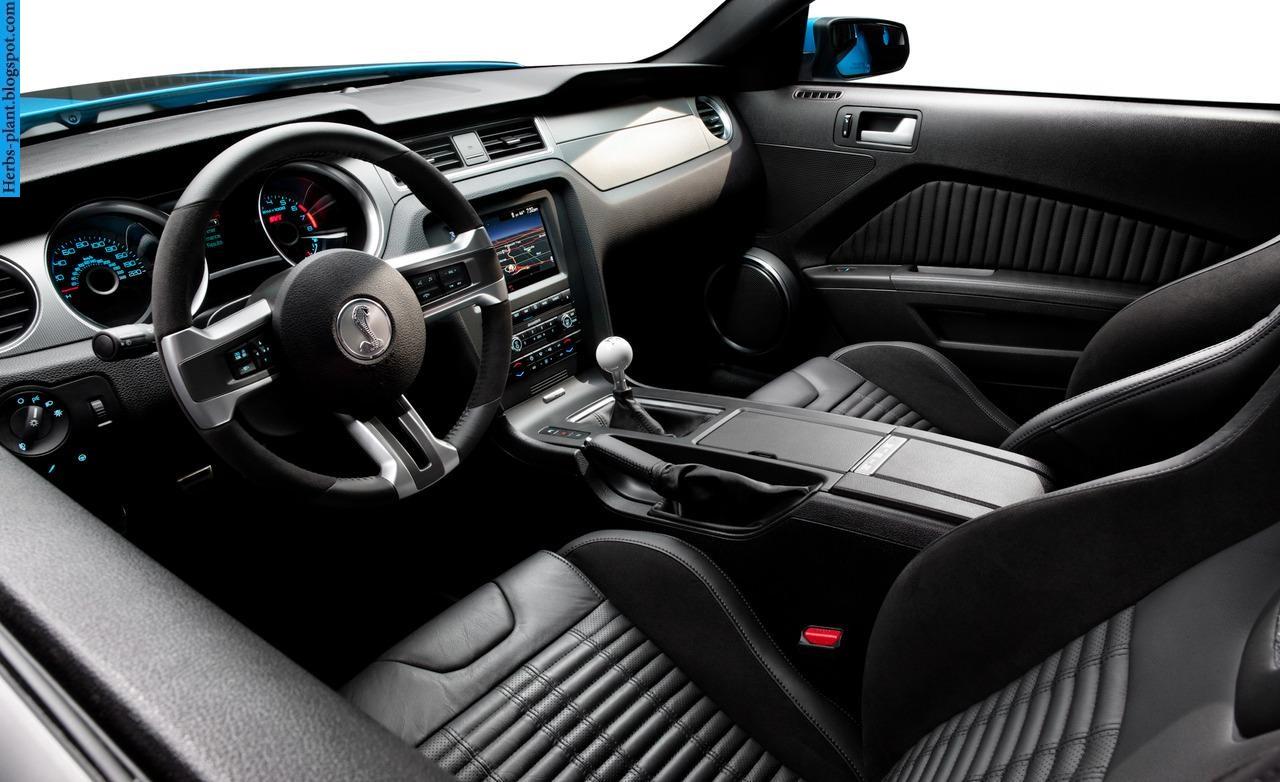 Ford mustang car 2013 interior - صور سيارة فورد موستانج 2013 من الداخل