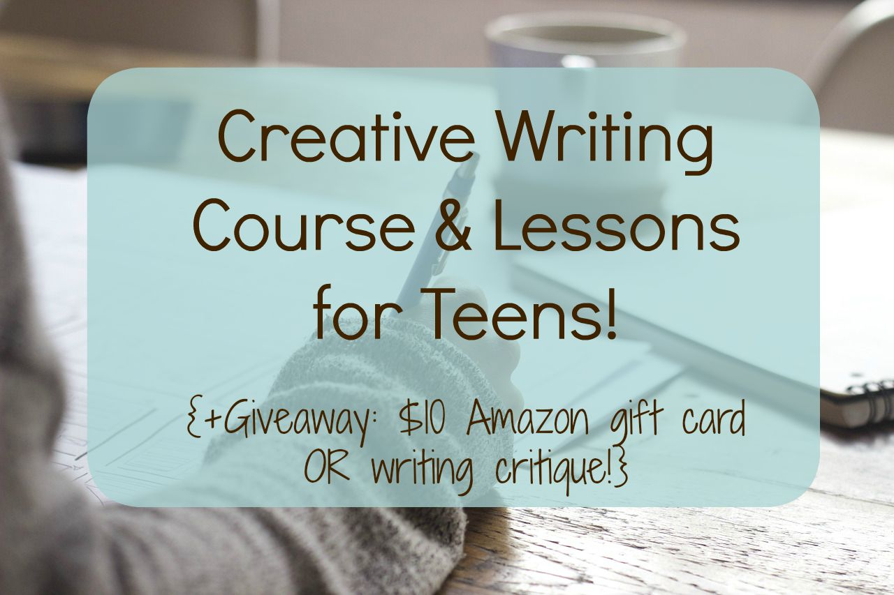 course creative writing