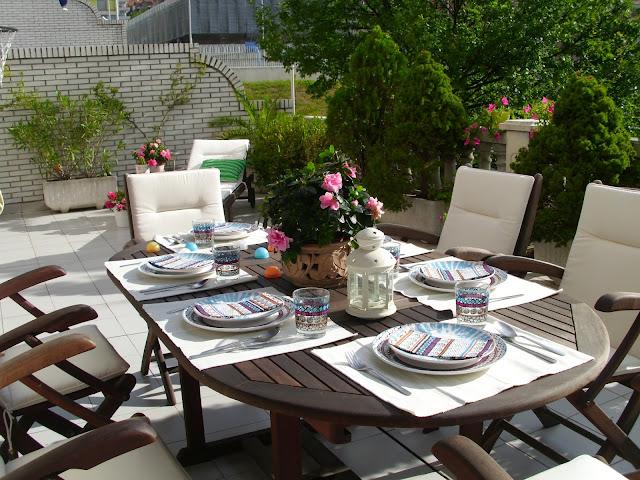 Las 8 mejores terrazas de este verano decoraci n - Pintar terraza ...