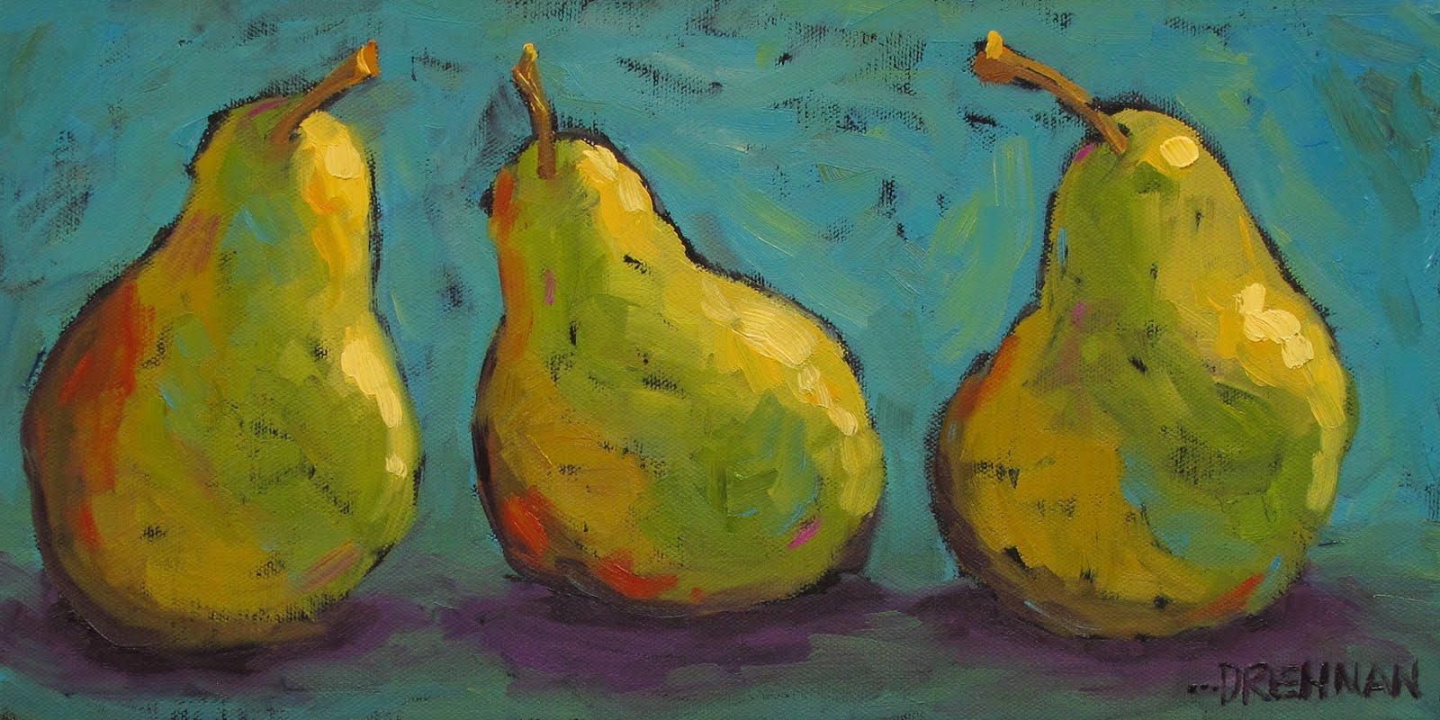 DrennArt...the Oil Painting Adventures of Lorrie Drennan: 2011