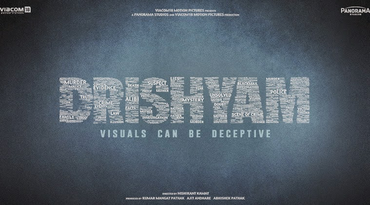 full cast and crew of bollywood movie Drishyam! wiki, story, poster, trailer ft Ajay Devgn, Tabu, Shriya Saran