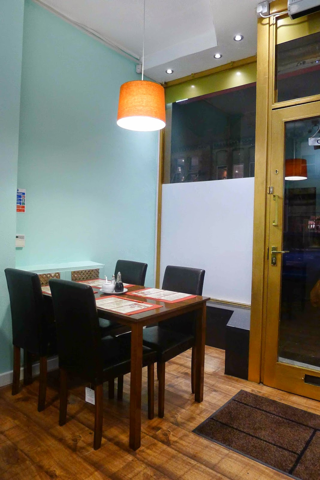 GourmetGorro: Chilli Basil, City Road, Cardiff Thai restaurant review