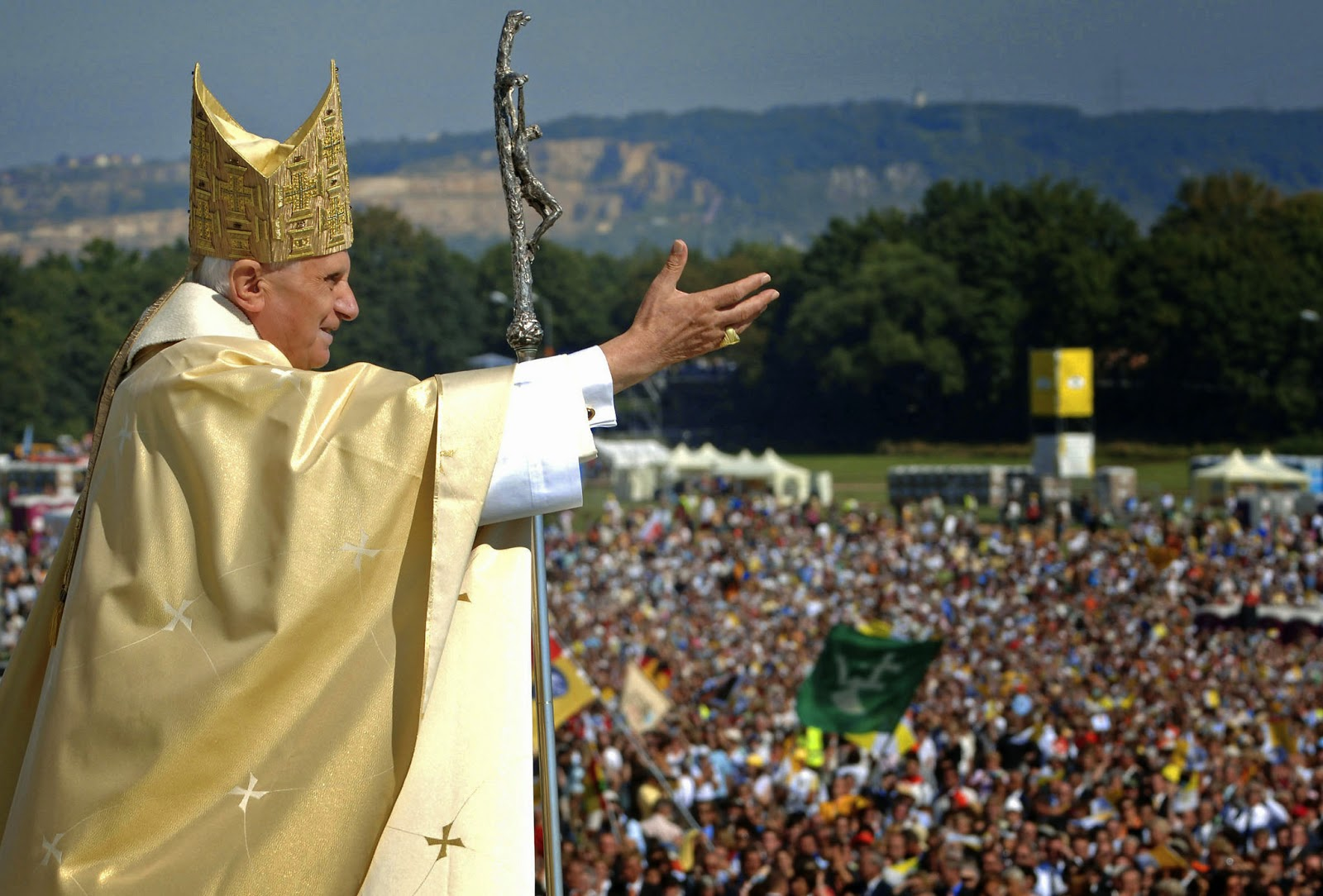 Pope Francis: World's greatest leader?