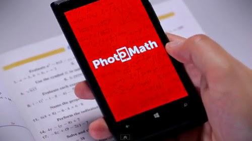Photomath Aplikasi Smartphone Penjawab Soal Matematika