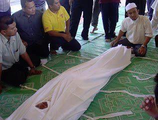 Mayat Tak Diterima Bumi Di Pahang