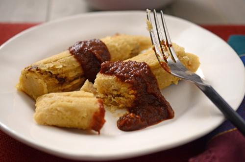 wagyu beef brisket tamales, leftover brisket, grill dome brisket, kamado brisket