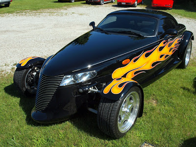 Retro Hot Rod Chrysler Prowler [ www.BlogApaAja.com ]