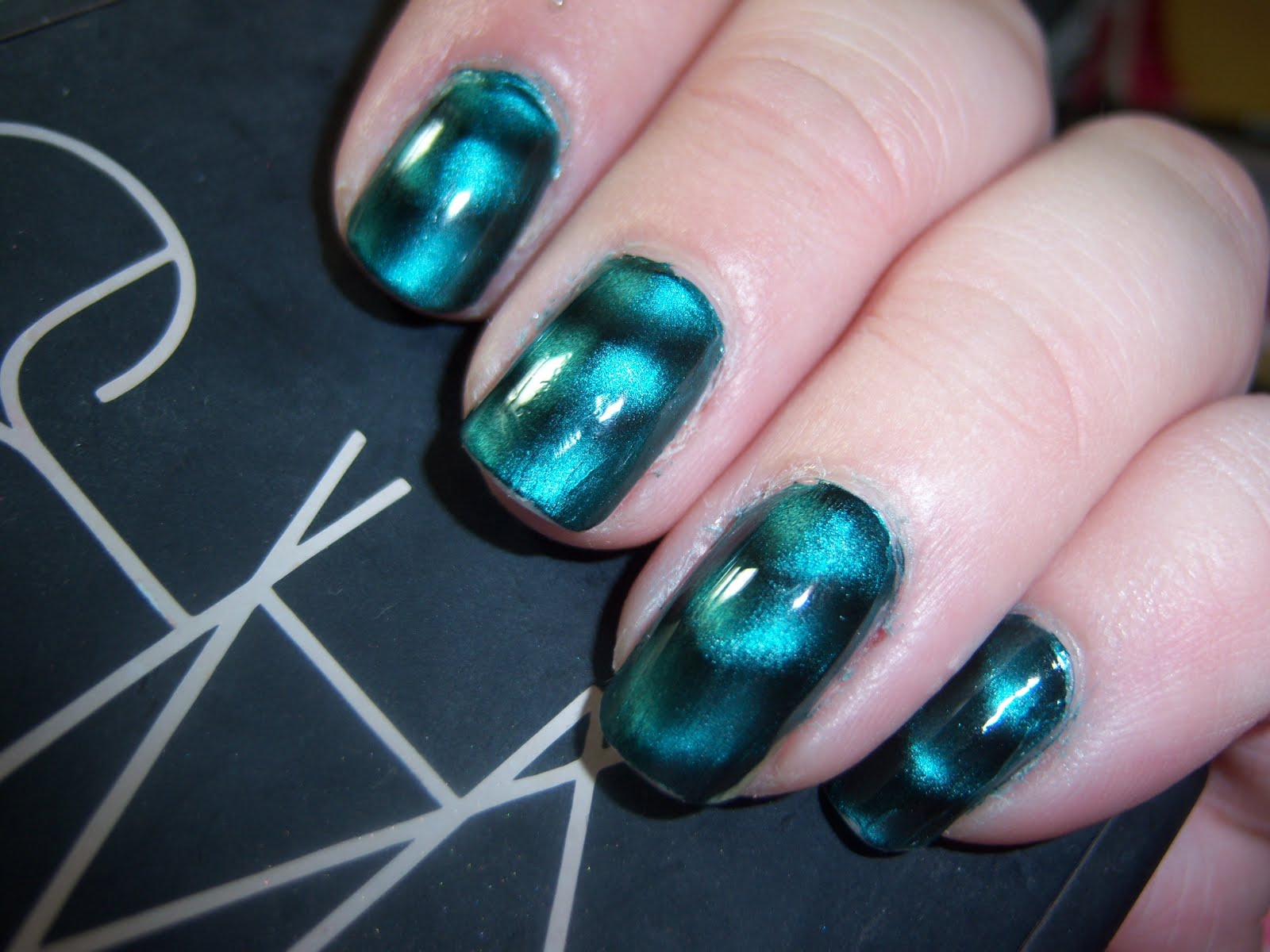 Nails Inc - Whitehall Magnetic Nail Polish | Ashley Malice\'s Wonderland