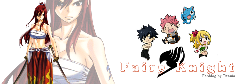 Fairy Knight | German FT Fanblog by Titania