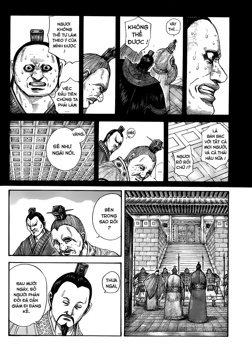 Kingdom - Vương Giả Thiên Hạ Chapter 410  page 4 - IZTruyenTranh.com