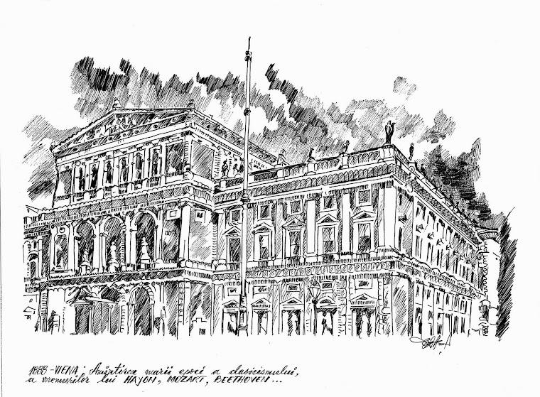 VIENA..lui Enescu