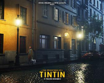 #8 Adventures of Tintin Wallpaper