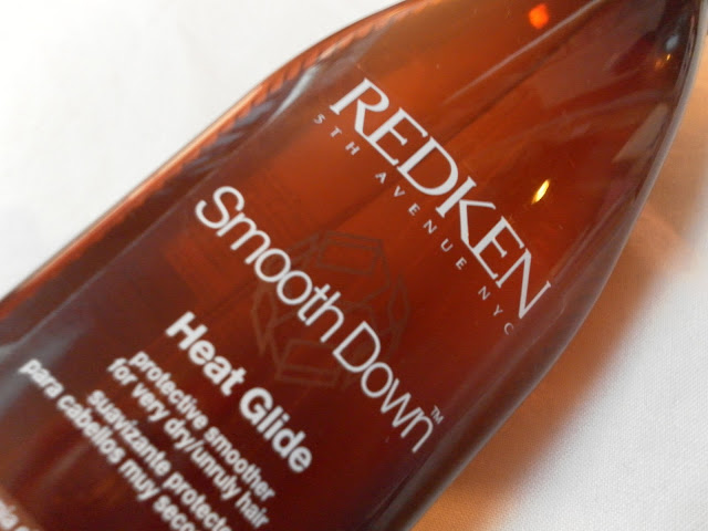 A picture of RedKen Smooth Down Heat Glide