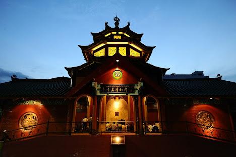 Ramadhan di Masjid Cheng Ho