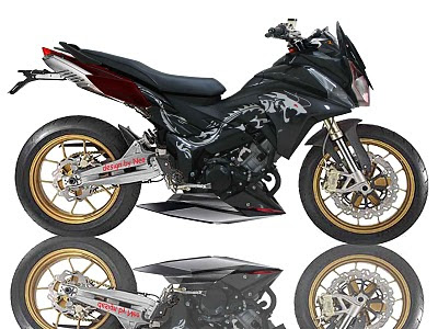 Honda-CS1-Motorcycle-Airbrush