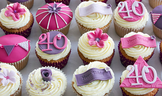 40th birthday party ideas for adults