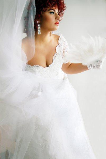 Wedding Frizura Per Nuse