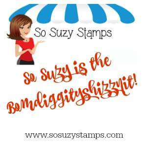 I Shop At : So Suzy Stamps. All the time.